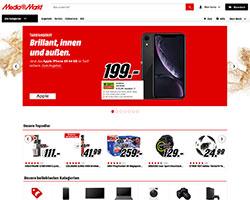 Zum Media Markt Online Shop