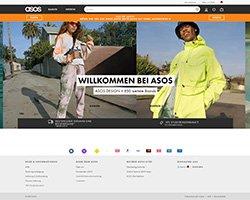 Zum ASOS Online Shop