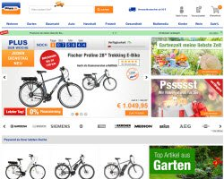 Zum Plus Online Shop