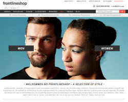 Zum Frontlineshop Online Shop