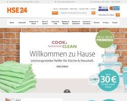 Zum HSE24 Online Shop