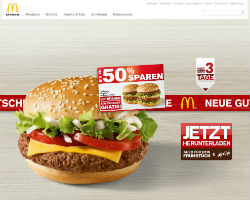 Zu den McDonald's Coupons