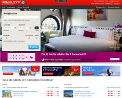 Zur Hotels.com Webseite