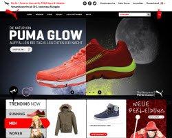 Zum Puma Online Shop