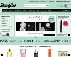 Zum Douglas Online Shop