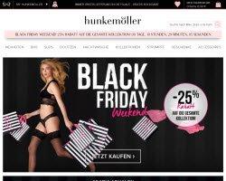 Zum Hunkemöller Online Shop