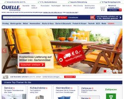 Zum Quelle Online Shop
