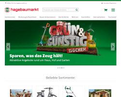 Zum Hagebau Online Shop