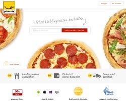 Zur Pizza.de Webseite