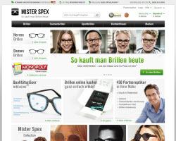 Zum Mister Spex Online Shop