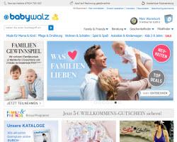 Zum baby-walz Online Shop