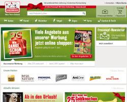 Zum Fressnapf Online Shop