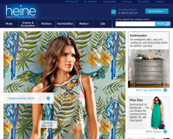 Zum Heine Online Shop