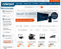 Zum Cyberport Online Shop