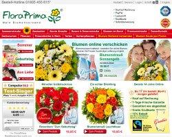 Zum Flora Prima Online Shop