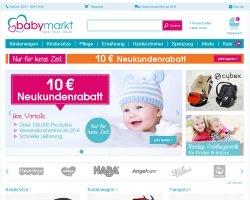 Zum Baby-Markt Online Shop