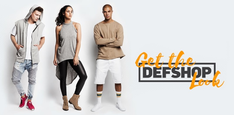 DefShop get the look