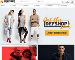 Zum DefShop Online Shop