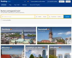 Zur Booking.com Website