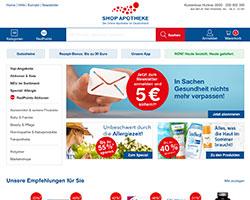 Zum Shop-Apotheke Online Shop