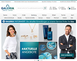 Zum Galeria Karstadt Kaufhof Online Shop