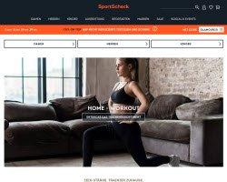 Zum SportScheck Online Shop