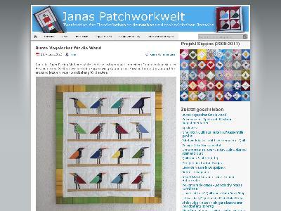 http://patchworkblog.de