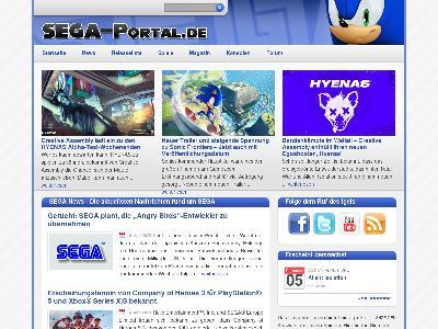 http://www.sega-portal.de/blog/