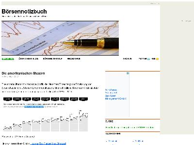 http://www.boersennotizbuch.de