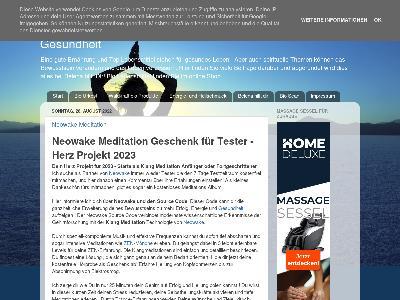 http://gesundheit-wellness.blogspot.com