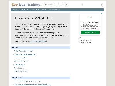 http://www.derdualstudent.de/