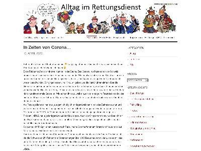 https://alltagimrettungsdienst.wordpress.com/
