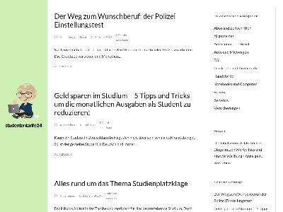 http://www.studententarife24.de
