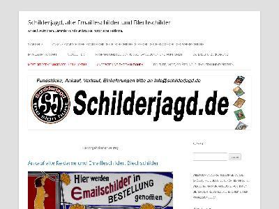 http://www.schilderjagd.de