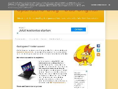 http://www.sparfuchsblog.de/