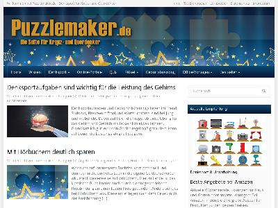 http://www.puzzlemaker.de