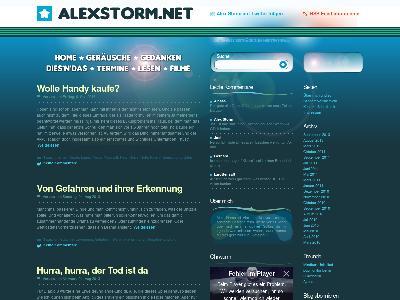 http://www.alexstorm.net