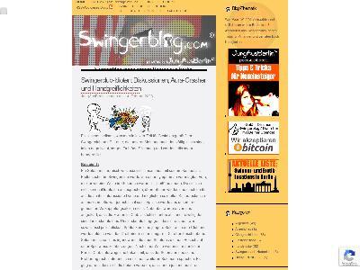 http://swingerblog.com