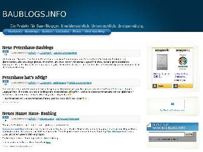 http://www.baublogs.info