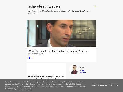 http://schwuleschwaben.blogspot.com