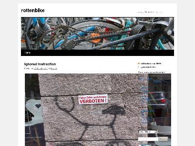 http://www.rottenbike.com/