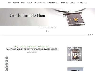 https://goldschmiede-plaar.de/