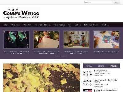 http://blog.connys-welt.com