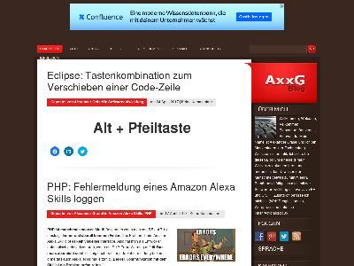 http://blog.axxg.de