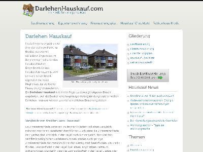 http://www.darlehenhauskauf.com