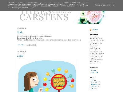 http://theescarstens.blogspot.com