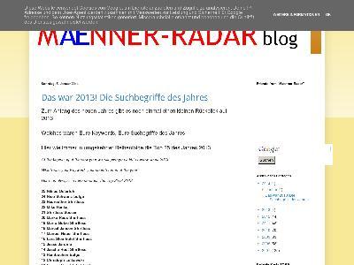 http://maenner-radar.blogspot.com/