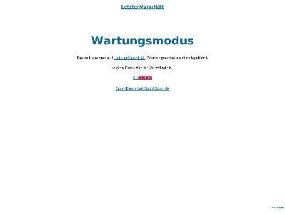 http://letztermannhaelt.de
