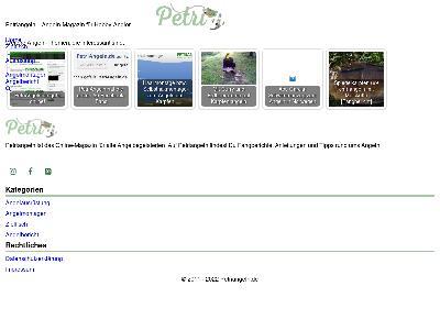 http://www.petriangeln.de