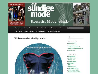 http://blog.suendige-mode.de/